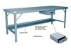 OPTIONAL SHELVES FOR ERGONOMIC WORK BENCHES